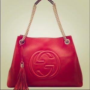 Gucci Soho Medium Chain Bag